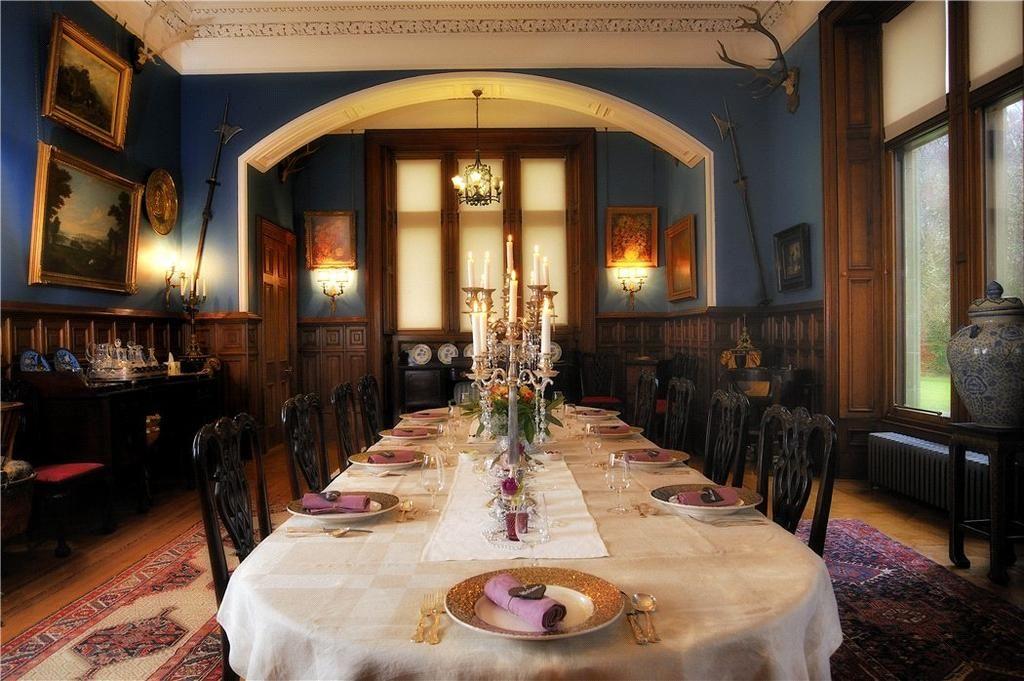 Penninghame House Estate, Newton Stewart, DG8 Dining Room