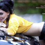 Khushi Gadhvi Hot Wallpapers Bikini Pics Sardool Sikandar