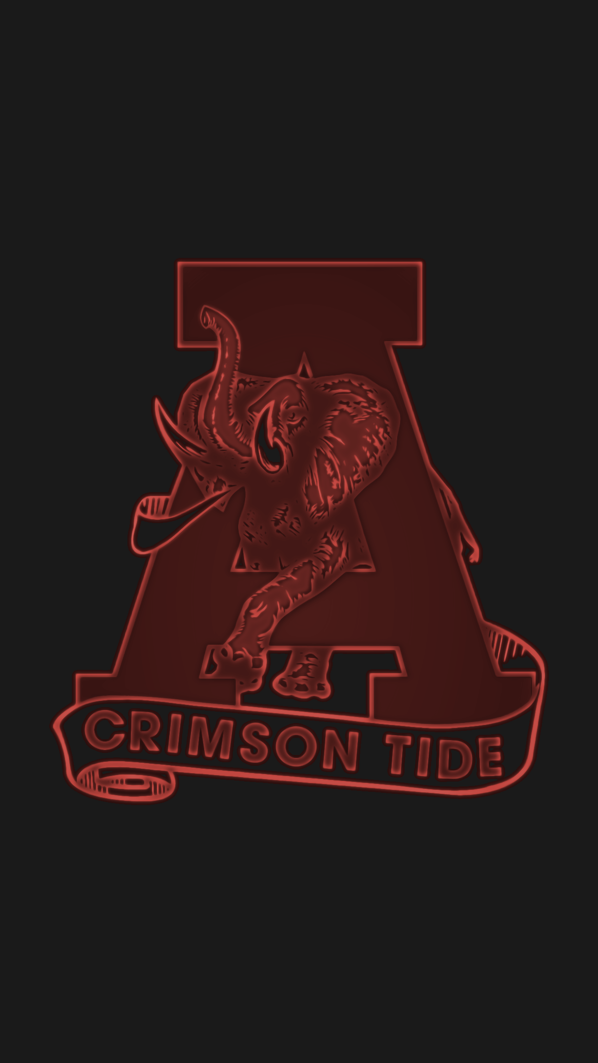 Alabama Crimson Tide Football Logo Wallpaper Iphone Android Roll Tide Alabama Crimson Tide Football Alabama Crimson Tide Football Wallpaper Football Wallpaper
