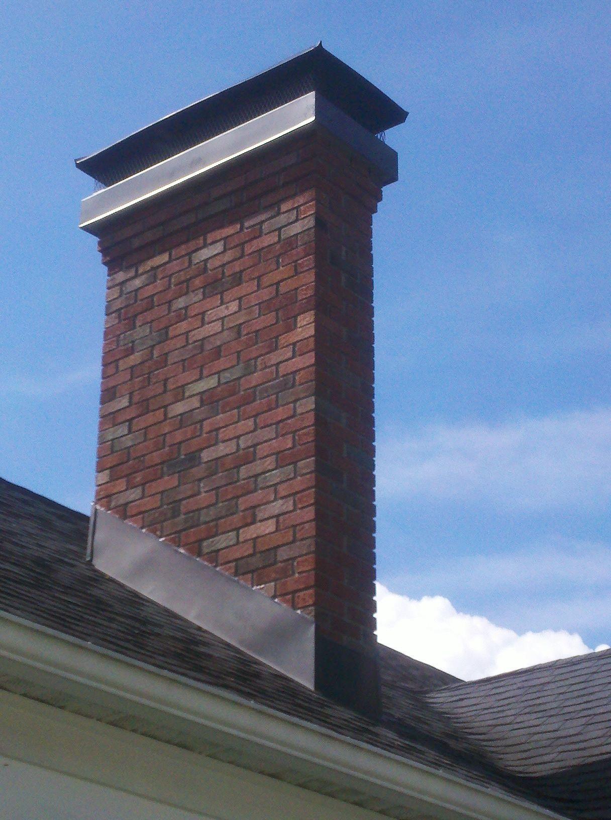 Brick Chimney Caps For Chimneys : Brick chimney cap chimneys cny
