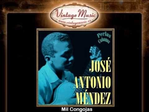 8José Antonio Mendez -- Mil Congojas - YouTube