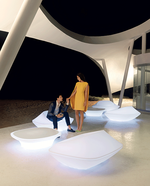 Salon de Jardin Ufo Light in 2019 | ME COURTYARD | Ufo, Sofa ...