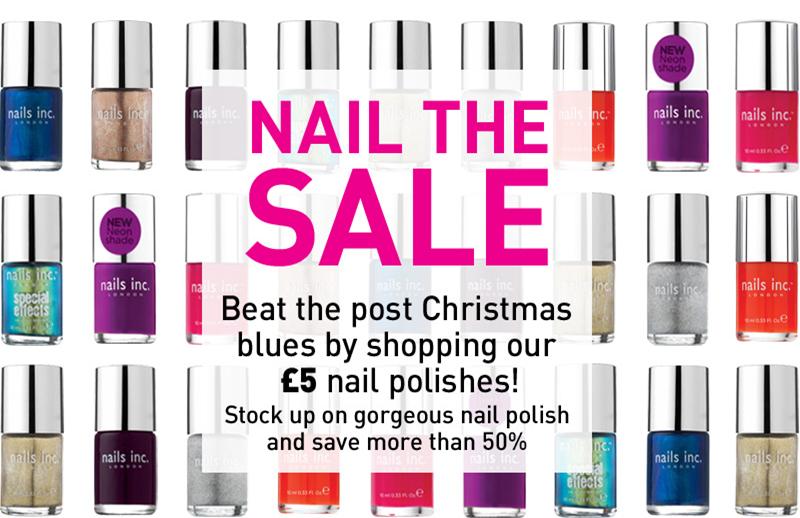 Nails Inc Sale | Nail Polish Wishlist | Nail candy, Nails inc, Nails
