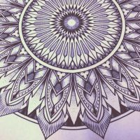 Solstice Mandala Project Day007 by OrgeSTC