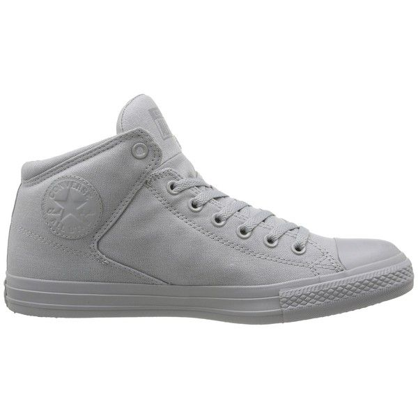 b7008b3b6743 Converse Chuck Taylor All Star High Street Mono Canvas Hi... ( 60) ❤ liked  on Polyvore featuring shoes