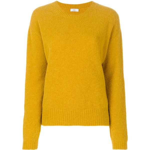Closed crew neck sweater (3.754.115 IDR) ❤ liked on Polyvore ...