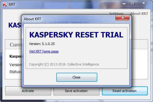 office 2016 trial reset