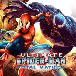 Spider Man Total Mayhem Mayhem Game