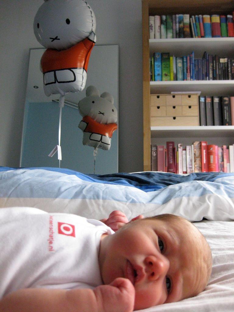Doutzen, geboren 18-2-2012
