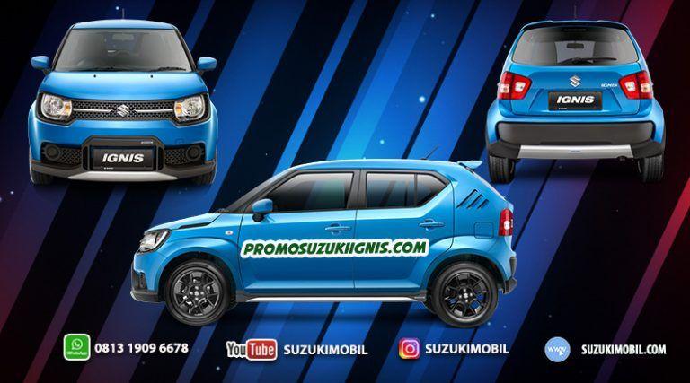Eksterior Suzuki Ignis Special Edition Suzuki Ignis Sport Edition