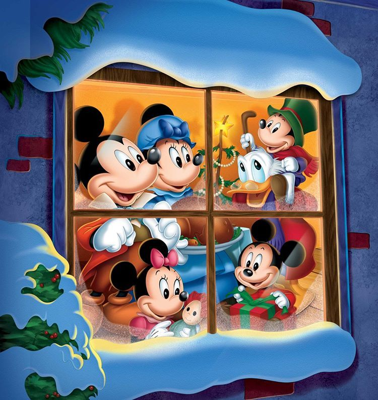 Mickeys christmas carol image by Meghan McK on All Things