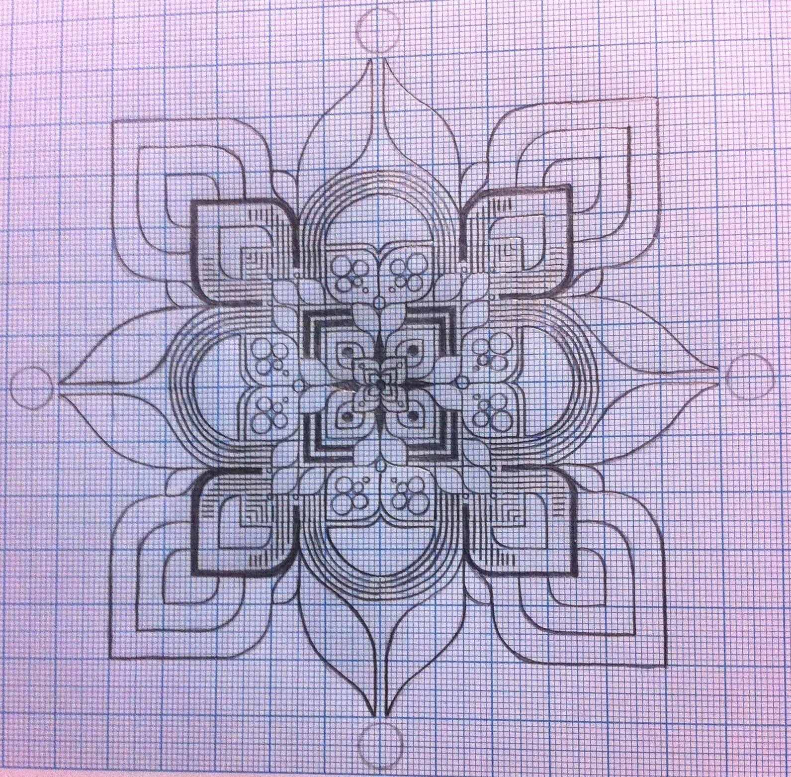 another 'focus' design with a smidgen on Art Nouveau influence