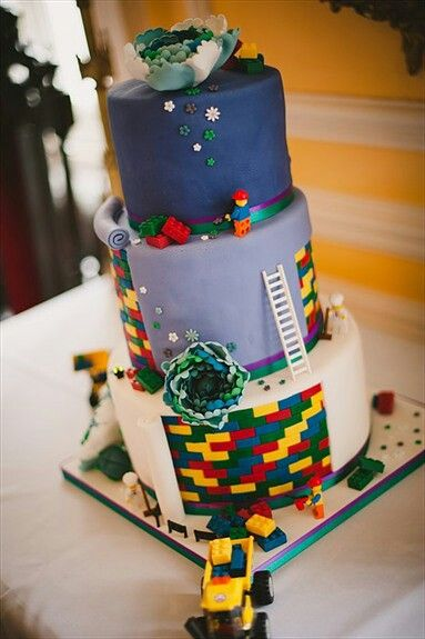 Lego Wedding Cake Wedding Cakes Lego Wedding Lego Wedding