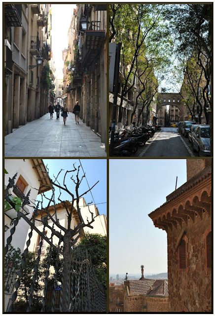 Loved the alleys and streets of Barcelona