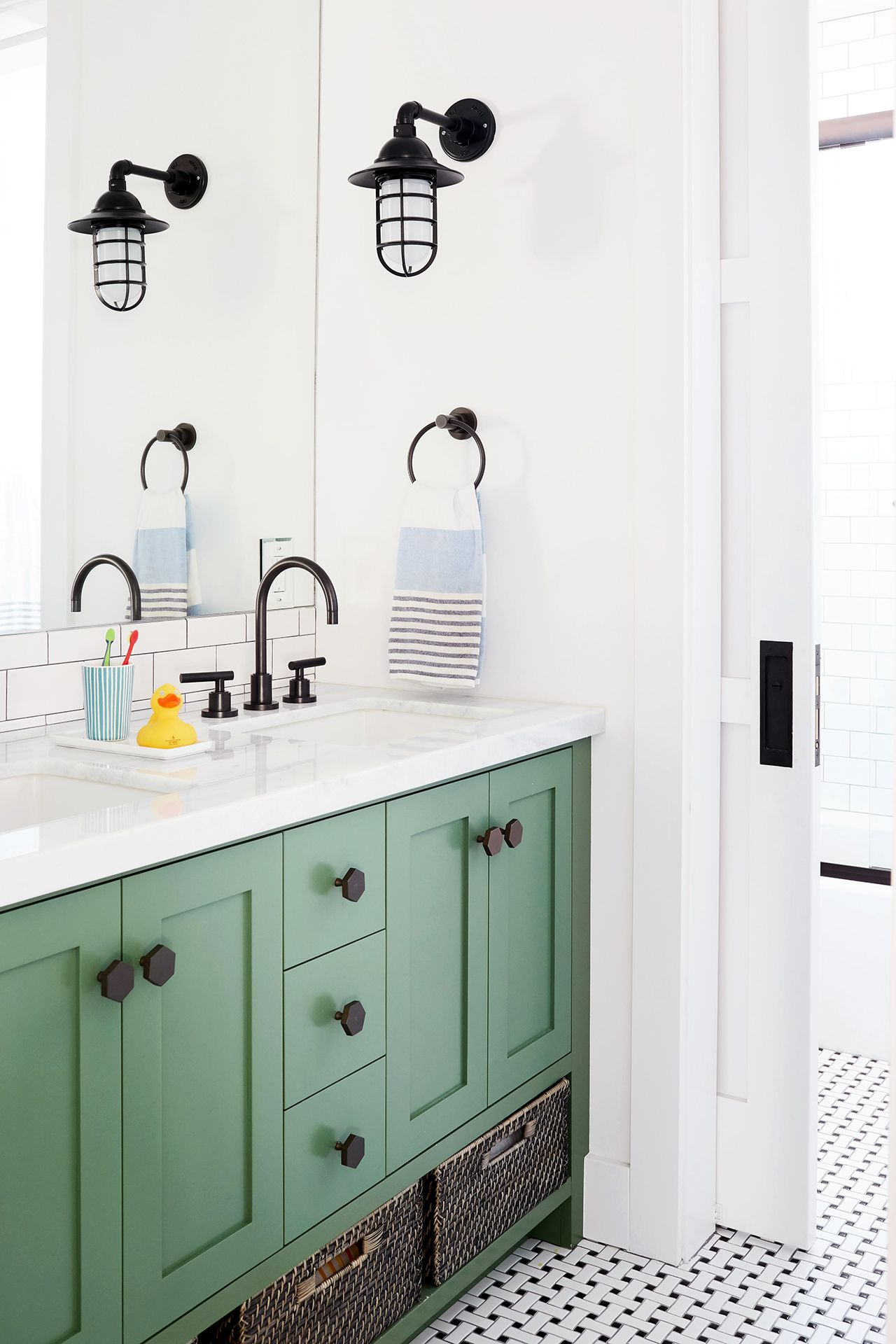 Stuck on Choosing Bathroom Colors? These 9 No-Fail Tips ...