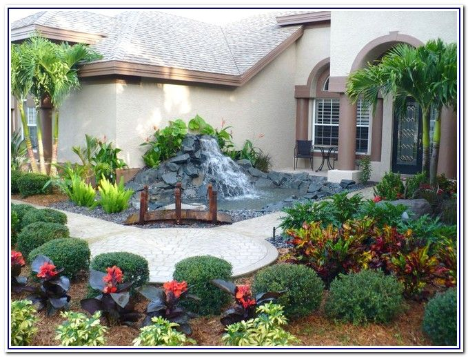 beautiful front yard waterfall | Front yard design, Front ... on bathroom garden design, simple house garden design, front yard garden design, front walkway garden design, tranquility garden design, circular rose garden design, cloister garden design, cutting flowers garden design, front entry design ideas, backyard garden design, hydrangea garden design, front yard landscaping design, interior garden design, front entry kitchen design, porch garden design, driveway garden design, front entry door design, modern garden design, front entry home design, southern living garden design,