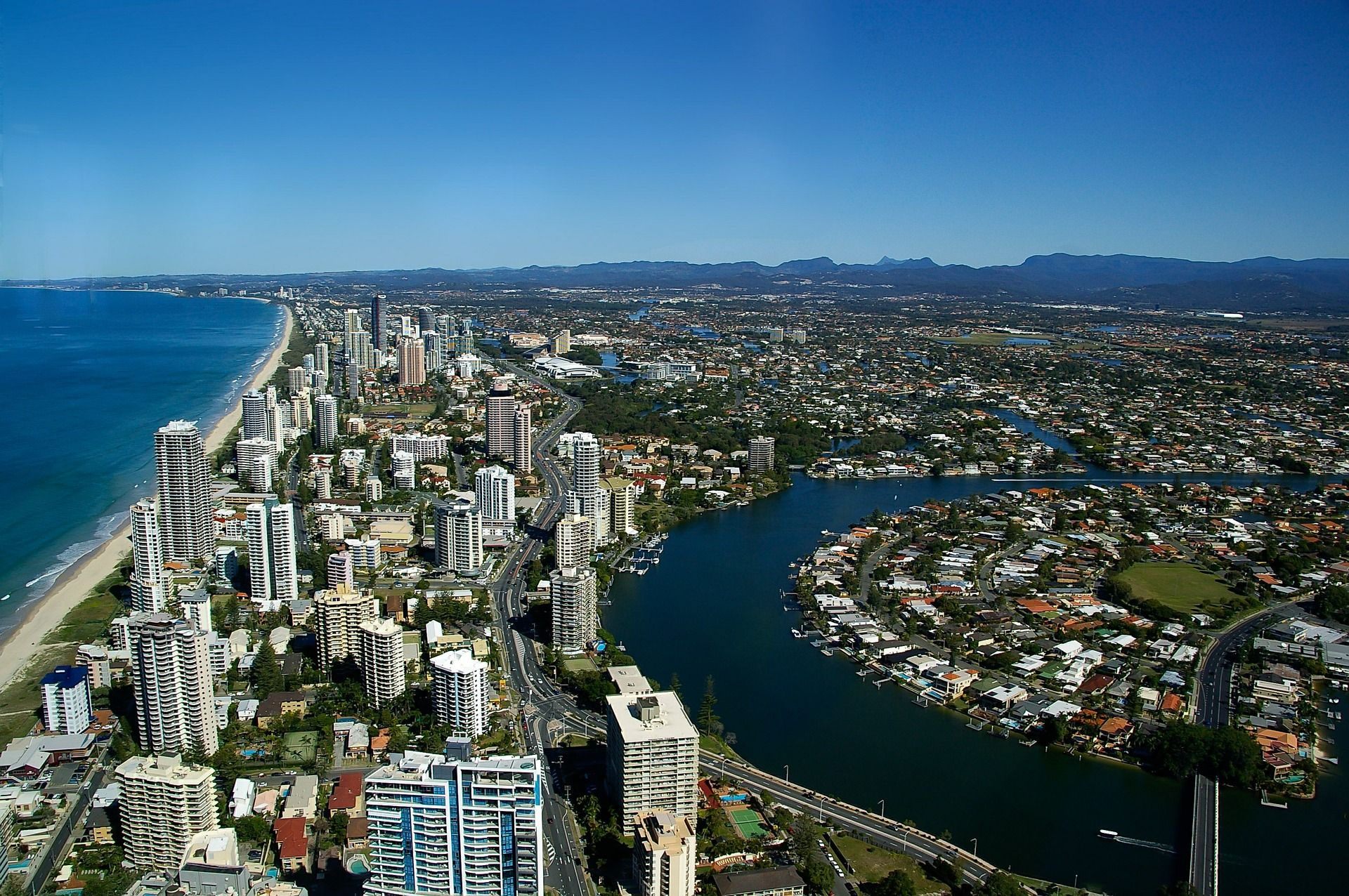 Gold Coast - the best places to visit in Australia  - Travel