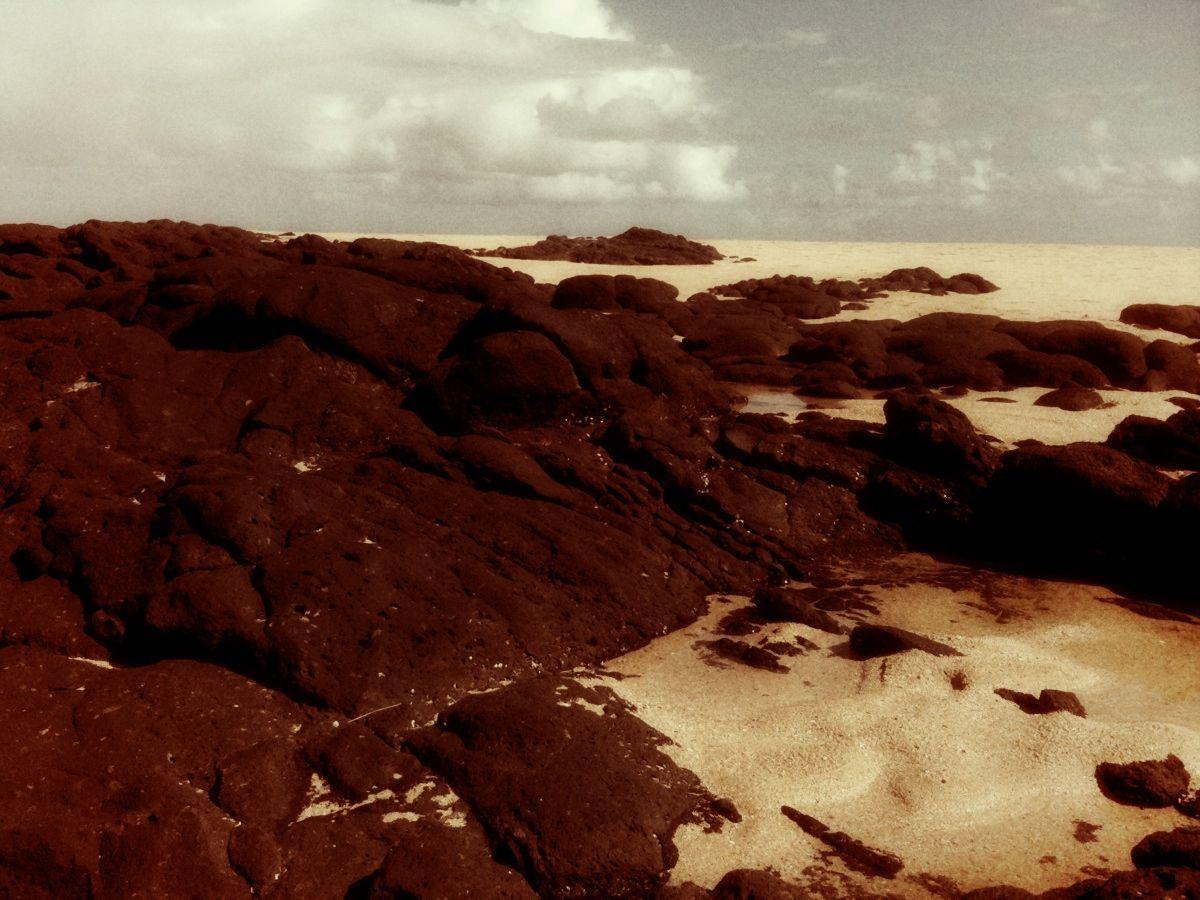 Secret Beach.. Kauai  ©Rebecca Holt