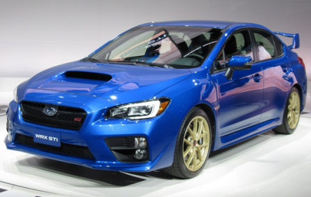 2015 Subaru Wrx Sti Design And Release Date All Car Information Subaru Wrx 2015 Subaru Wrx Subaru