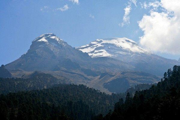 Popocatepetl Mountain Information