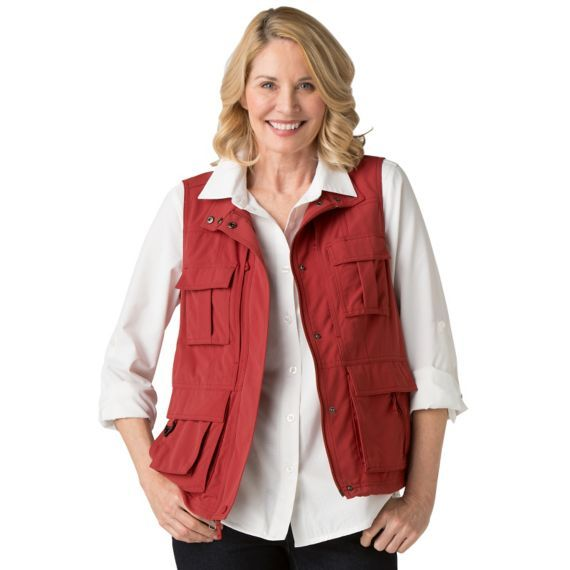 Women's 15-Pocket Voyager Vest - Women's 15-Pocket Voyager Vest Clothes Pinterest Clothes