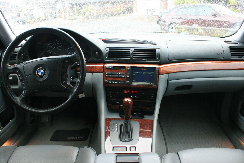 2000 Bmw 740i Sport Interior Dashboard Bmw Interior Bmw 740 Bmw
