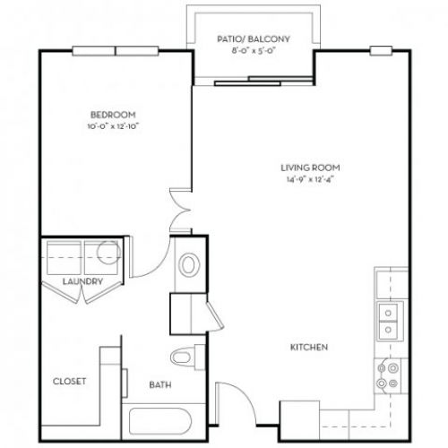 Abq Uptown Village Renting A House Apartments For Rent Floor Plans