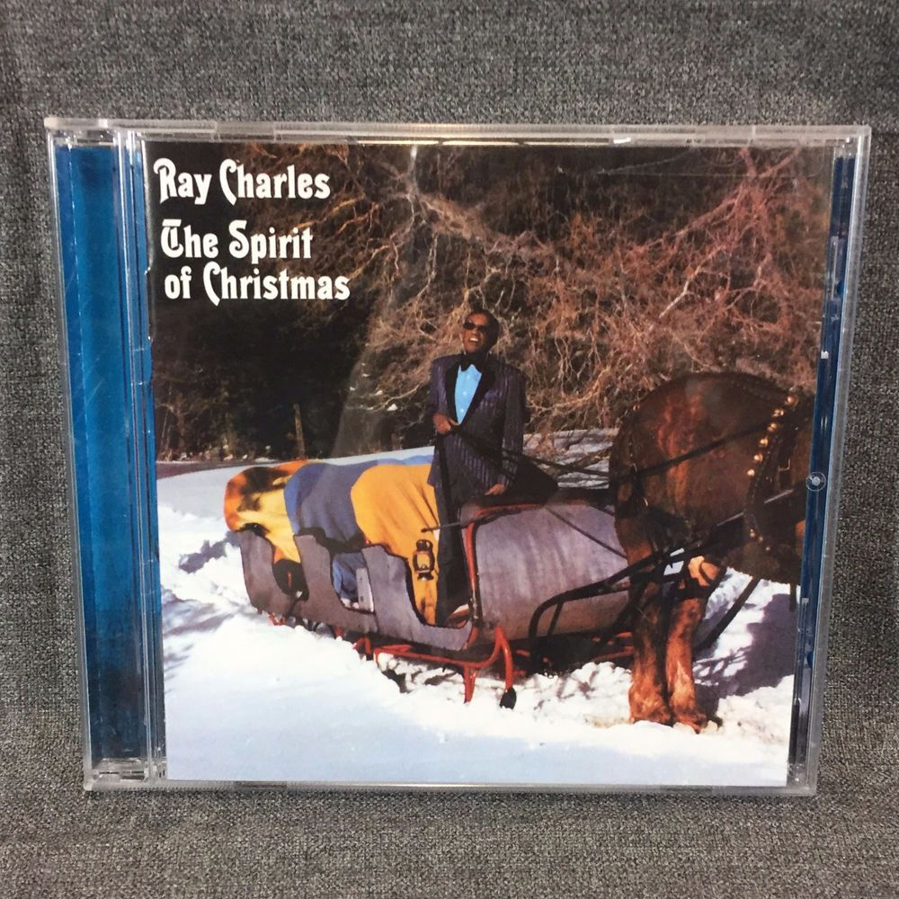 Ray Charles That Spirit Of Christmas.Pin On Make Mine Merry