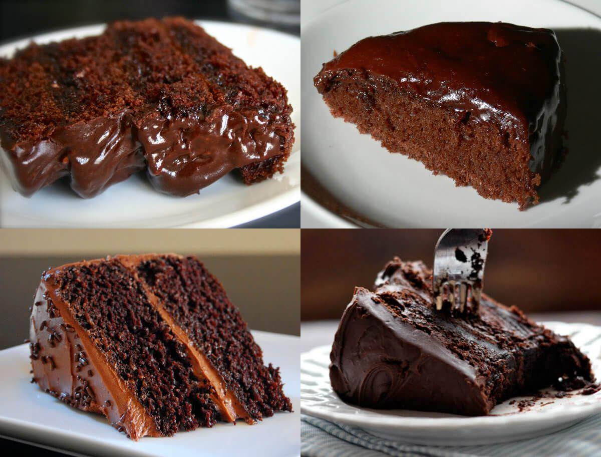 عالم الطبخ والجمال طريقة عمل كيكة الشوكولاتة الطرية Bakery Recipes Food Desserts