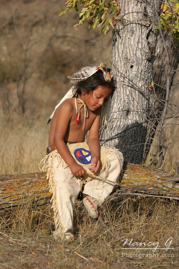 A Young Native
