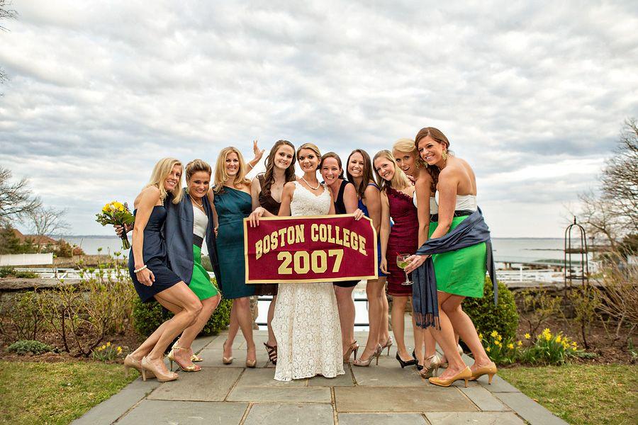 Boston College Wedding S