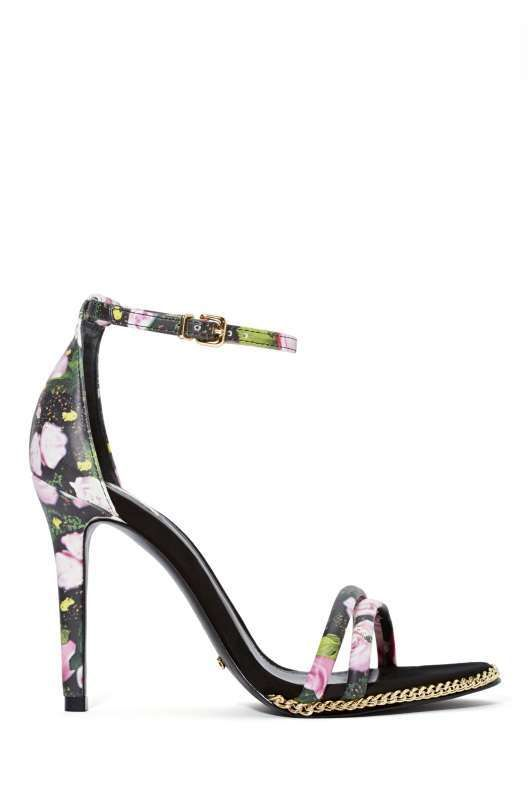 1ff20e19f738 Schutz Panteria Heel - Sandals Great shoes for with a little black dress.  Floral Heels