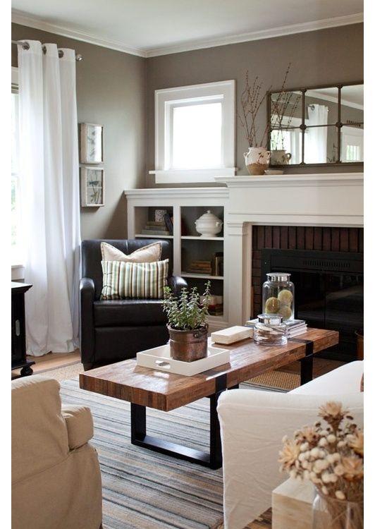 Wall Color | Interesting Rooms | Pinterest | Wandfarbe, Wohnzimmer Und  Küche Esszimmer