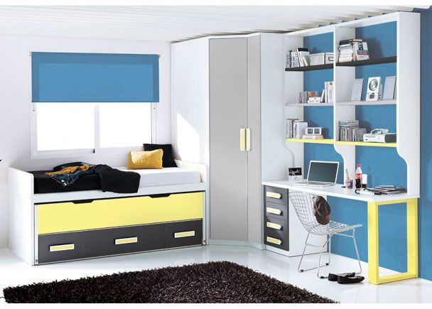 Dormitorio juvenil DORMITORIO JUVENIL 5455452012