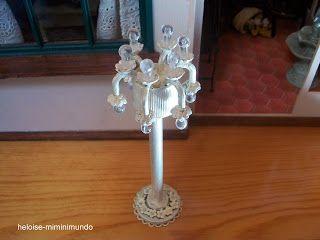 Heloise-miminimundo: Lámparas y candelabros