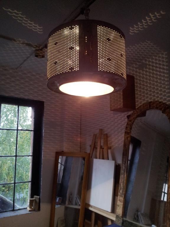 Lampa Wiszaca Eco Design Loft Industrialna Z Bebna 4560054012 Oficjalne Archiwum Allegro Home Decor Ceiling Lights Decor