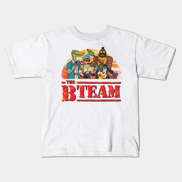 The B Team Young T-Shirt