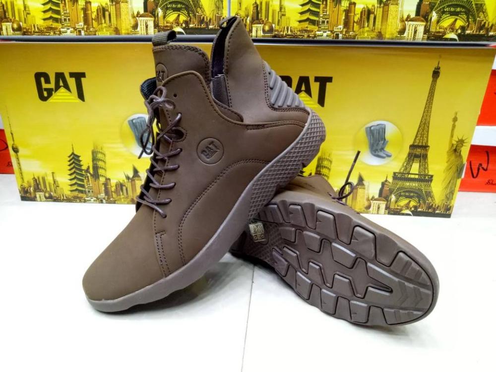 Dark Brown Cat Shoes in Pakistan Buy Shoes Online In