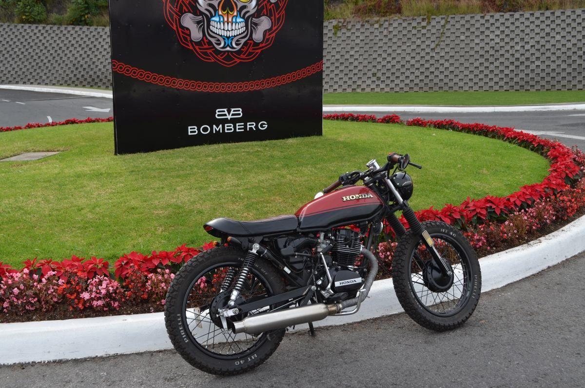 1b114a909a2fa Honda Cgl Tool 125cc Estilo Brat   Cafe Racer - Año Otros Tipos - 11700 km  - en MercadoLibre