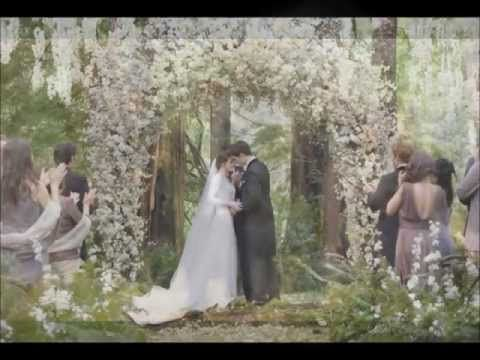 Wedding Party Entrance Bella And Edward Song