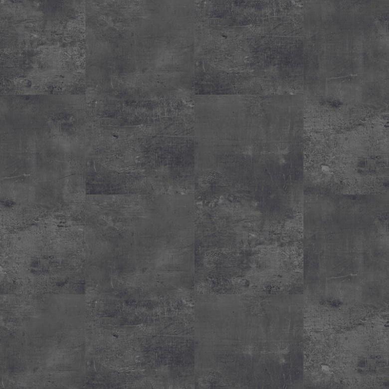 Neu Vintage Zinc Black - Tarkett Starfloor Click 55 Vinyl Fliese  KL73