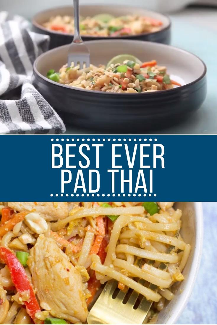 Best Ever Pad Thai – Carey&CleanEatingS