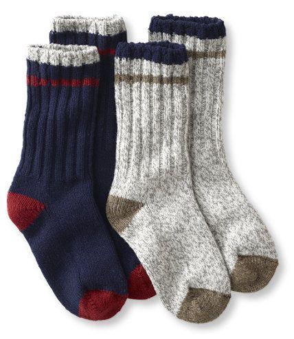 Merino Wool Ragg Sock 10 Stripe 2 Pack L L Bean Wool Socks Wool Socks Mens Mens Socks