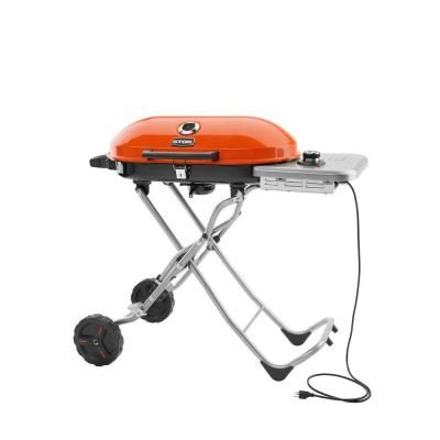 1 Burner Portable Electric Grill With Insert System