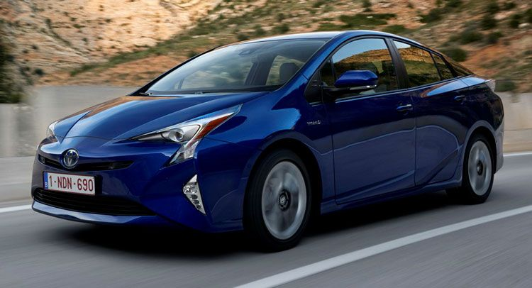 New Toyota Prius Awarded 5 Stars From Euro NCAP goschtoyota