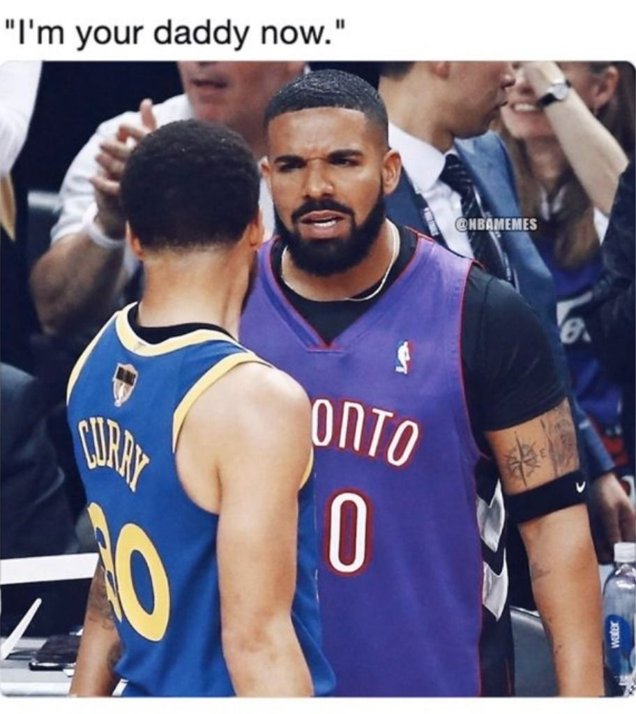 Funny Memes To Celebrate The Nba Finals Drake Funny Basketball Memes Nba