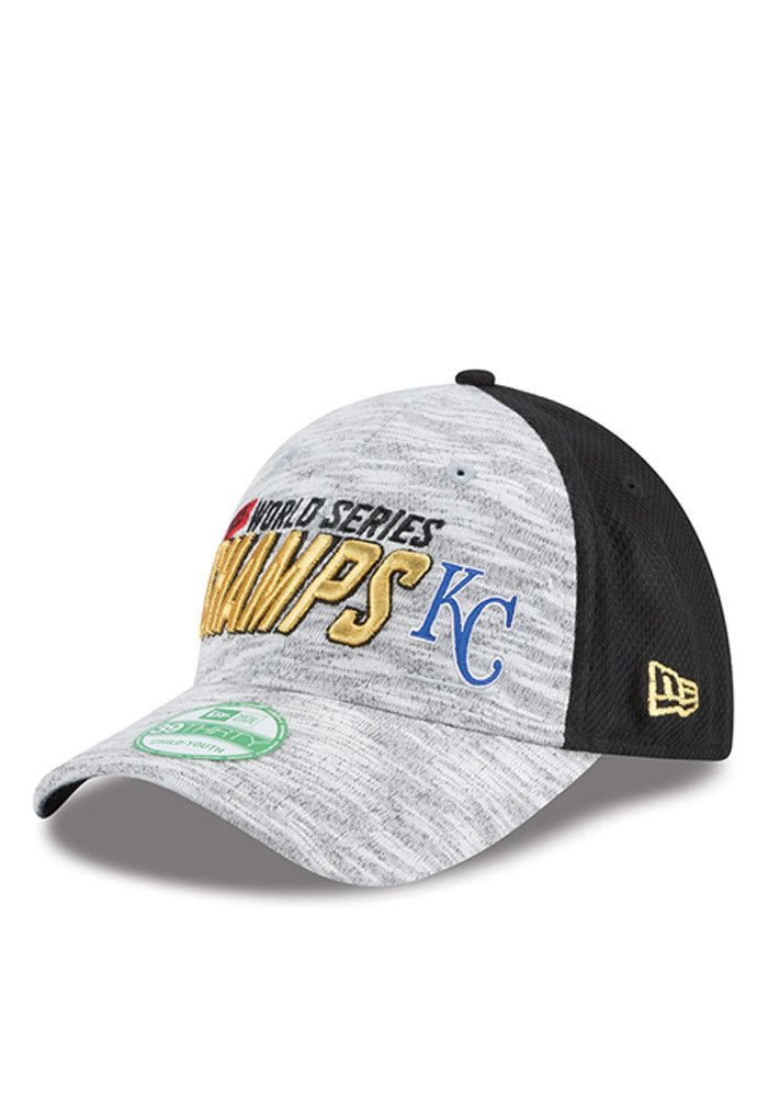 quality design b6c2e 4f08c KC Royals 2015 World Series Champions Locker Room Youth 3930 Hat http   www