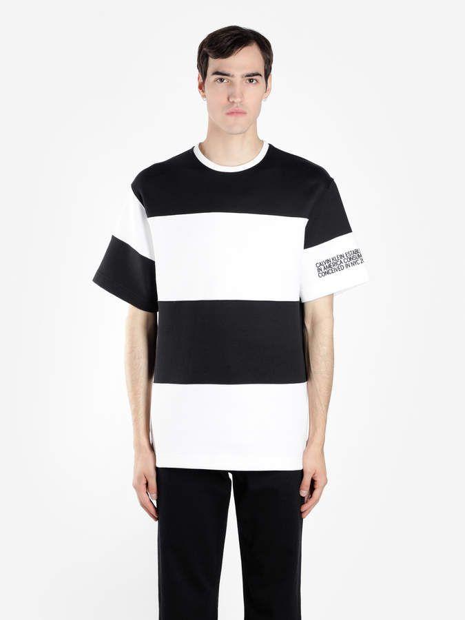 363cc1051296 Calvin Klein 205W39NYC T-shirts 81MWTA69 912 | Products | Calvin ...