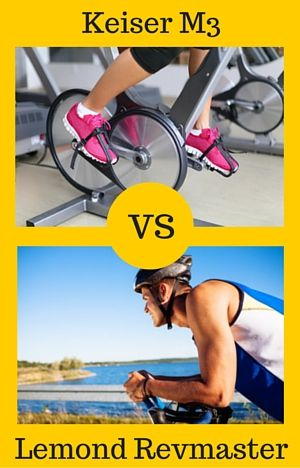 Keiser M3 Vs Lemond Revmaster A Complete Comparision Spin Bike