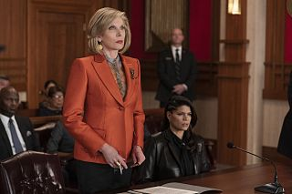 The producers of #TheGoodWife were just about ready to shoot #TheGoodFight. Then Trump got elected, and the script -- and focus of the show -- had to be changed on the fly.   #CBSAllAccess #Entertainment #entertainmentnews #celebrities #celebrity #Celebrityinterviews #celebritynews